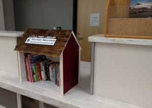 Redding Airport Little Free Library