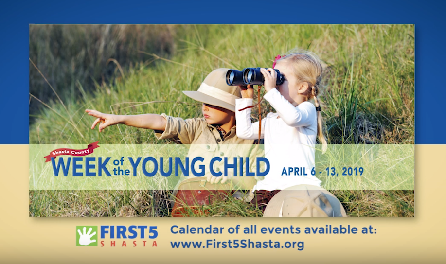 Week of the Young Child - First 5 Shasta
